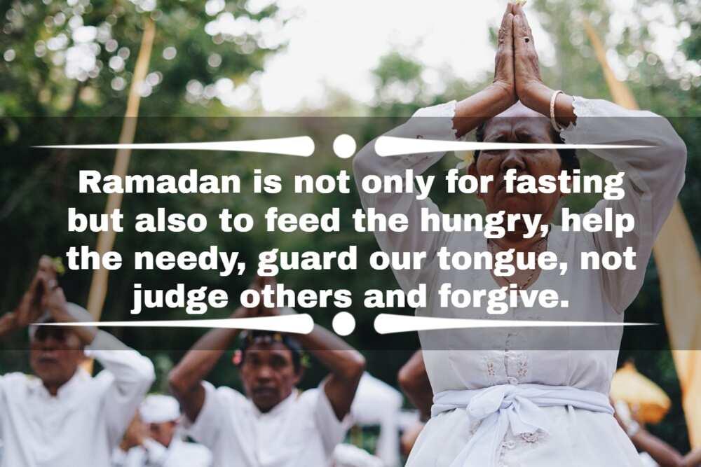 How to say Happy Ramadan