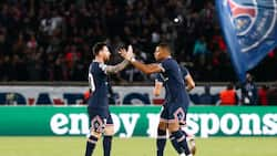 Mbappe finally discloses why Messi played PSG's 1st penalty against Leipzig in stunning explanation