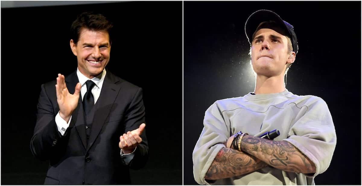 Bieber challenges Tom Cruise for a fight as McGregor accepts offer to host