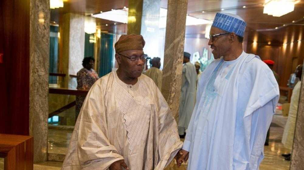 3 Key Steps Obasanjo Advises Buhari to Take to Tackle Insecurity