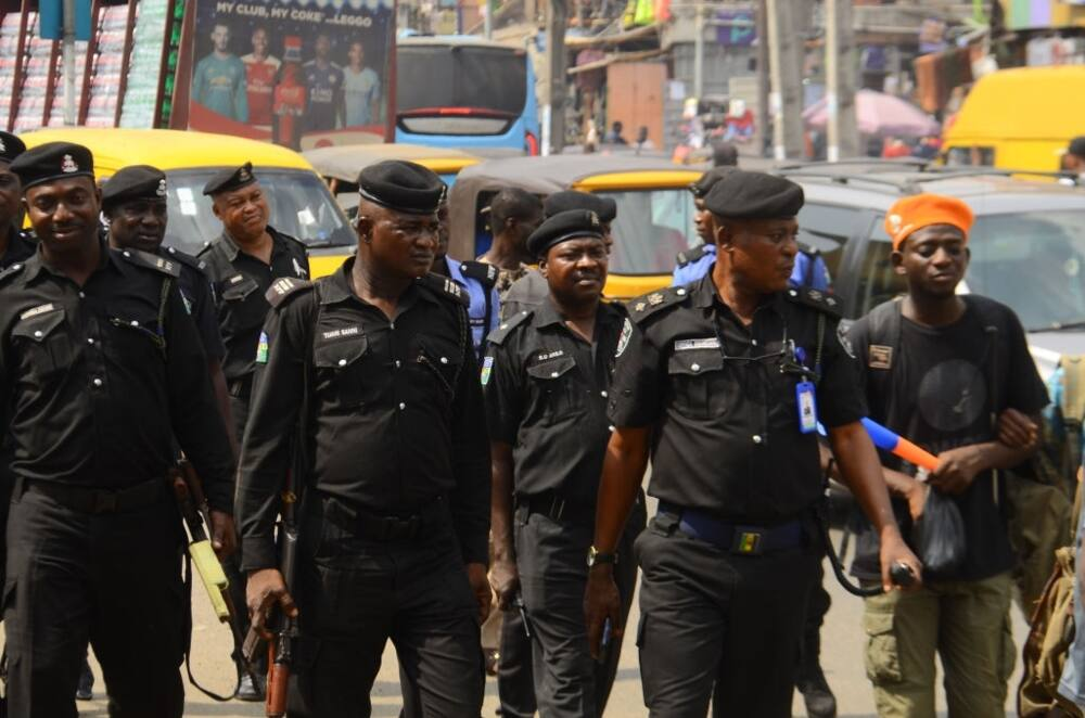 Police say no IPOB flag was hoisted in Benue state