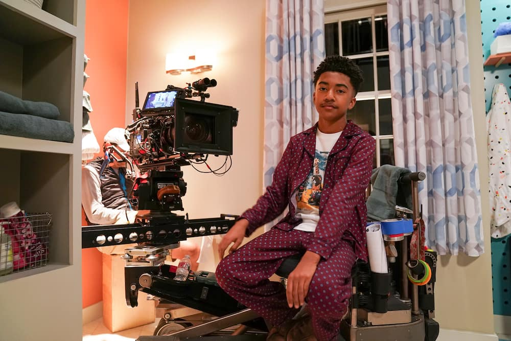 Jack from Blackish