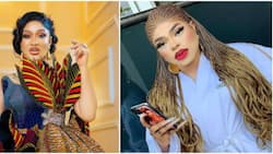 We are not even ready for this talk: Tonto Dikeh shares lovely new photos after Bobrisky apologised