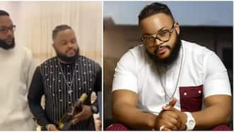BBNaija star Whitemoney gets special invite from billionaire brothers E-Money and KCEE