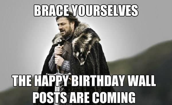 30th birthday meme