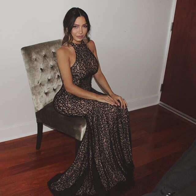 Christina Evangeline model