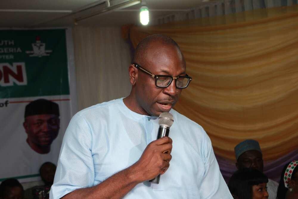 Alleged resignation of Iyoha, ploy to swindle APC, Ize-Iyamu, says Obaseki support group