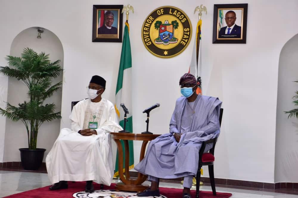 EndSARS crisis: I nearly shed tears over destruction of property in Lagos, says El-Rufai