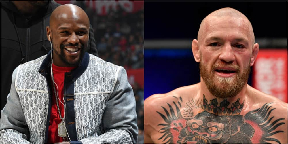 McGregor can't win in his own sport, yet wants to fight Pacquiao in boxing - Mayweather trolls Irishman