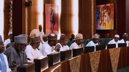 We don't have money to sustain N30,000 minimum wage - Governors tell Buhari