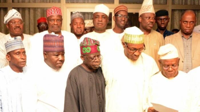 An wanke tsohon Gwamna da alaka da Boko Haram yayin da yake neman Shugabancin APC