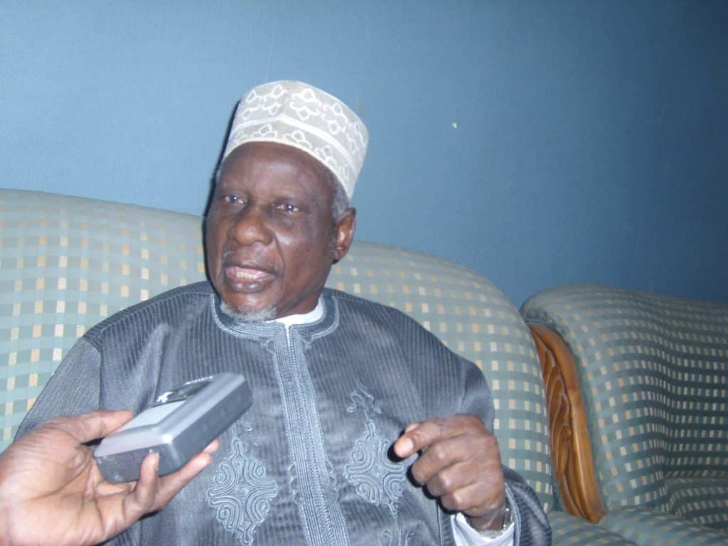 Many things were not done during 2019 elections - Tanko Yakassai
