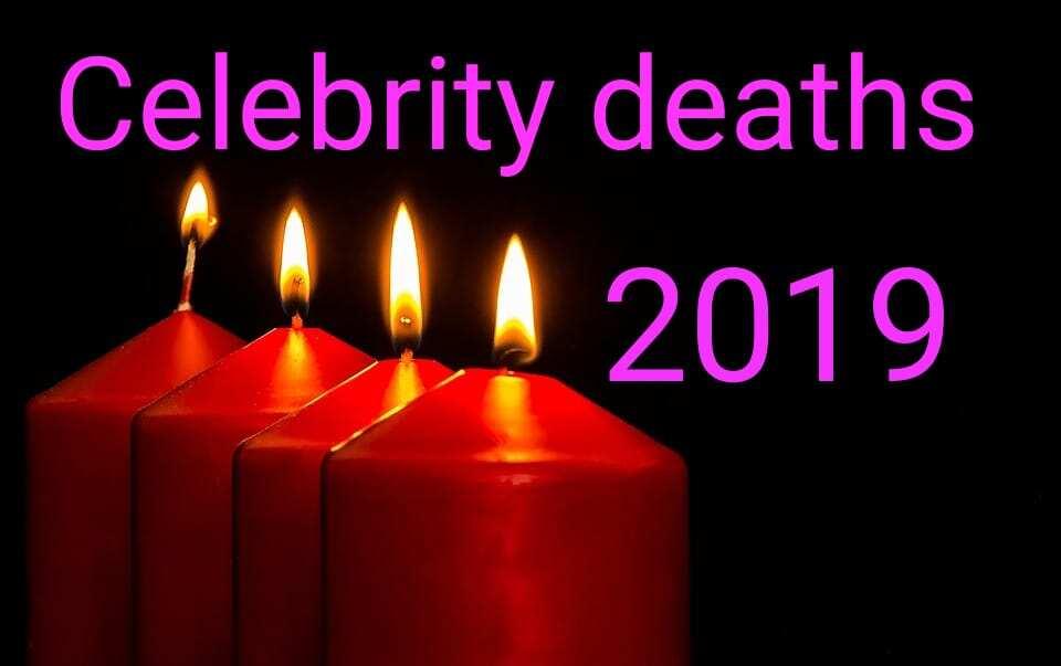 celebrity deaths wiki
