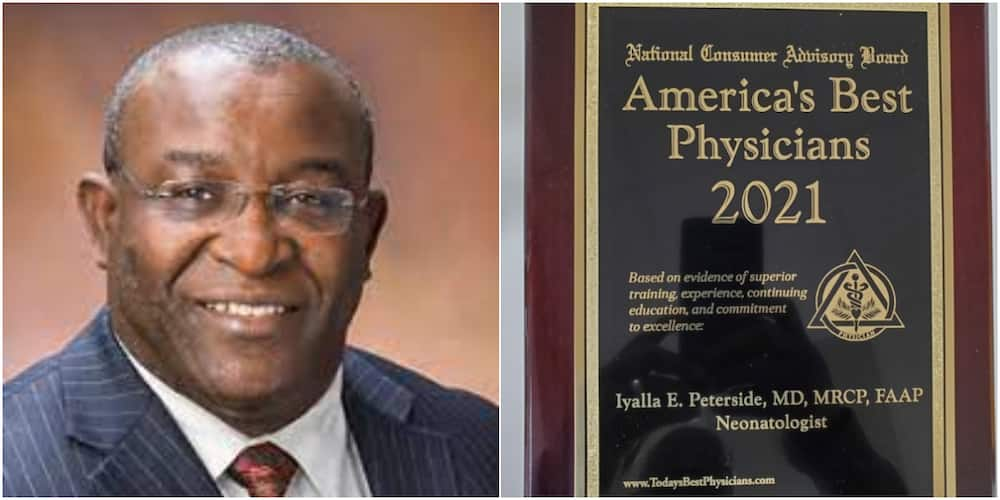 Nigerian-Born Professor Emerges Best Medical Doctor in America, Many Celebrate Him