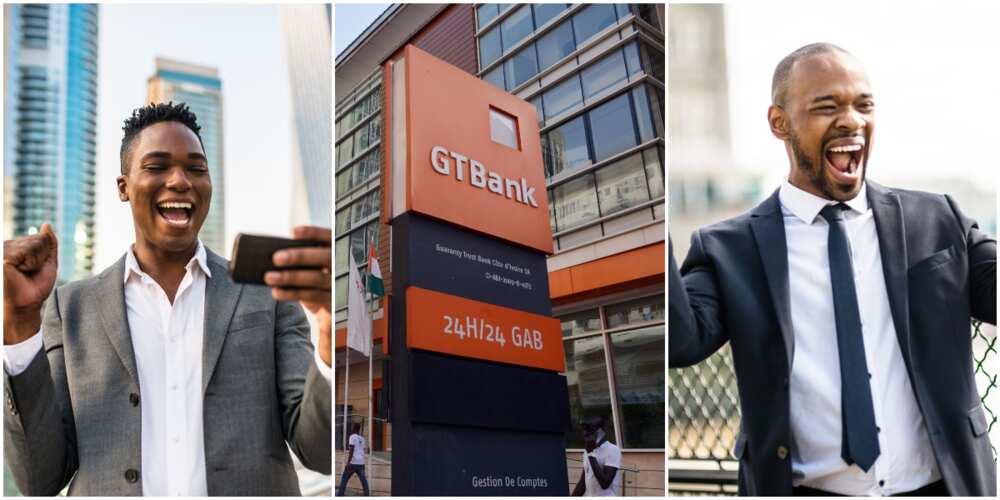 GTBank Lure Investors with N455.22billion Revenue After N80 billion Loss