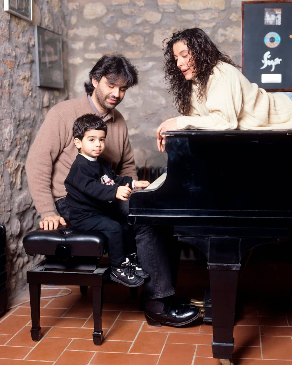 Andrea Bocelli first wife