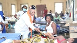 Joy as 41 hospital patients receive financial support in Akwa Ibom state