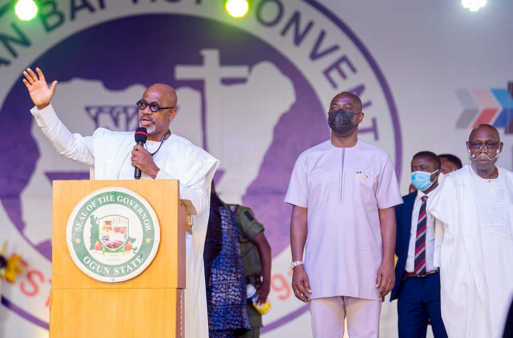 I may end up as a pastor, Nigerian governor drops hint on plans after tenure