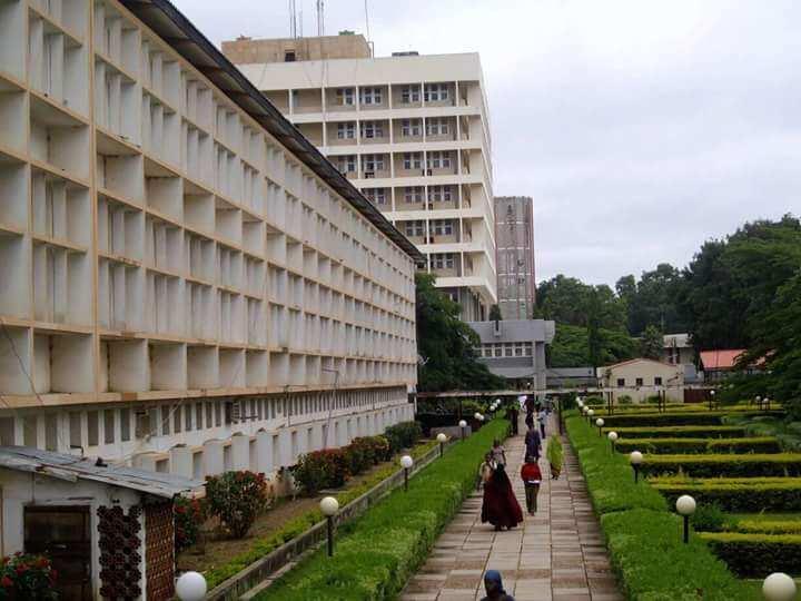 Largest university in Nigeria