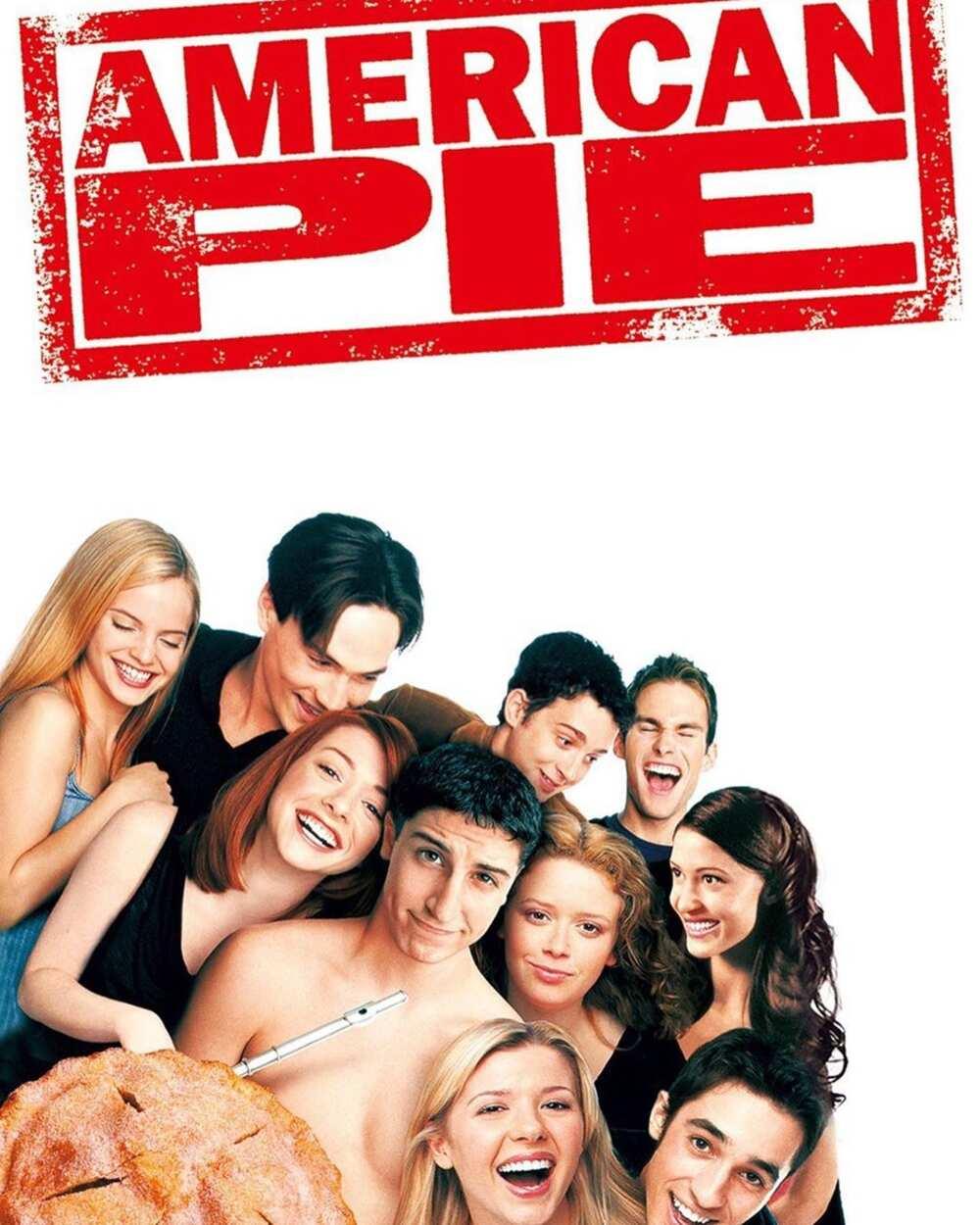 american pie movies order