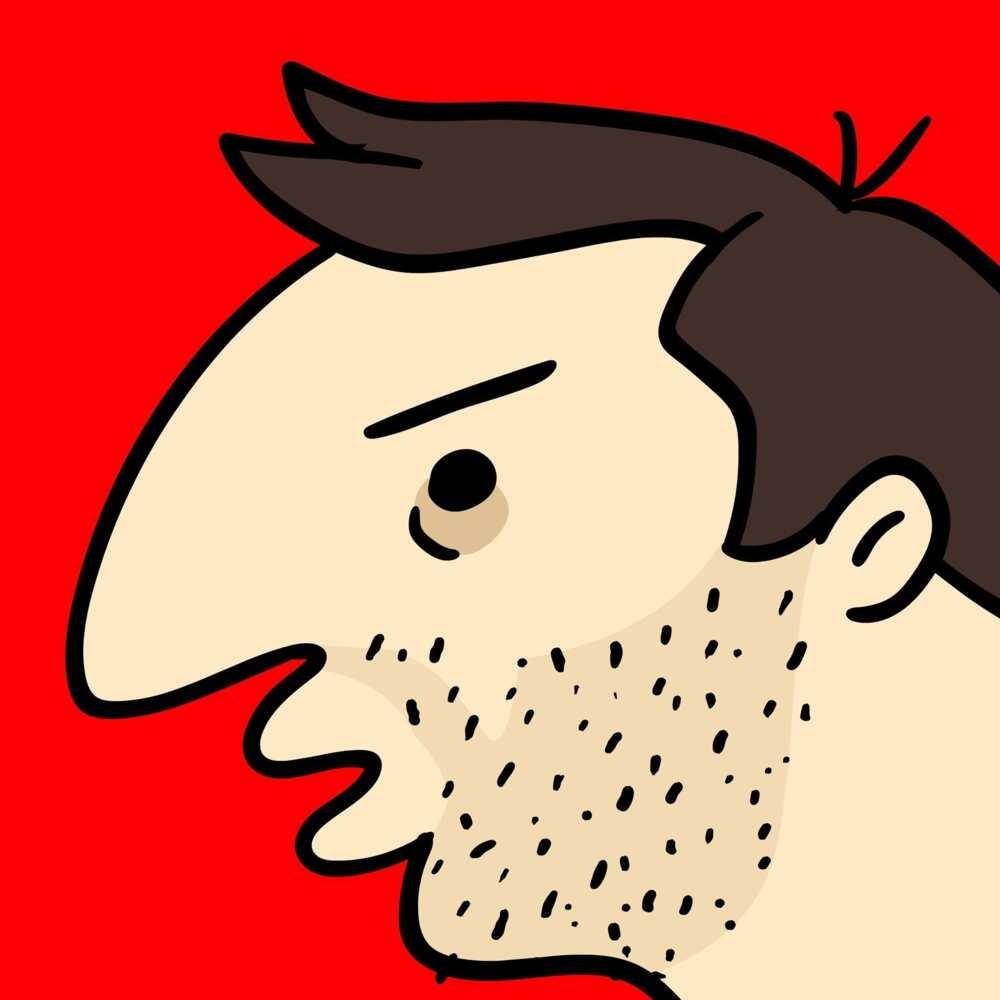 Zach Hadel face