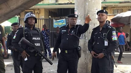 Police in Lagos arraign 3 suspects for allegedly impersonating Buhari, Aisha