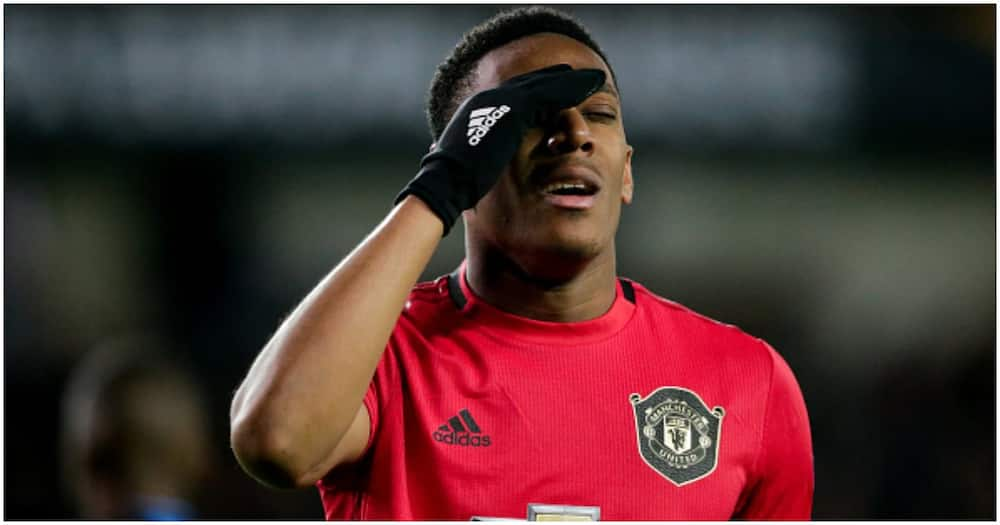 """Man United Identify """"World Class"""" No.9 to Replace Struggling Anthony Martial"""