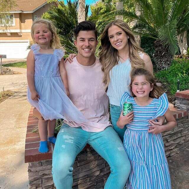 Chase Mattson's kids