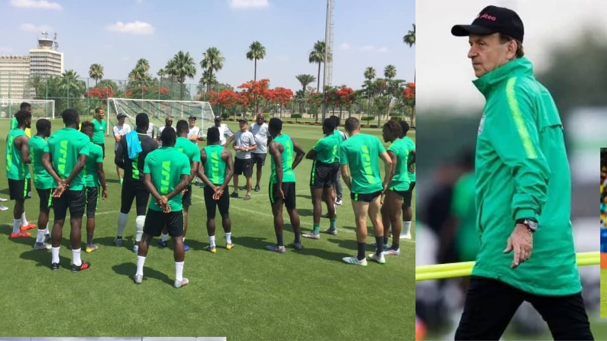 Tension as Rohr reveals Super Eagles players that will miss Brazil vs Nigeria friendly next month
