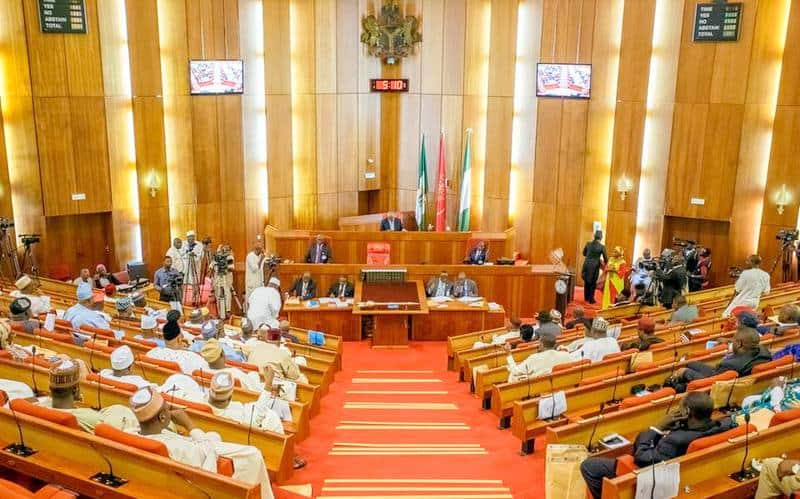 Majalisar Dattawa Hoto daga Nigerian Senate
