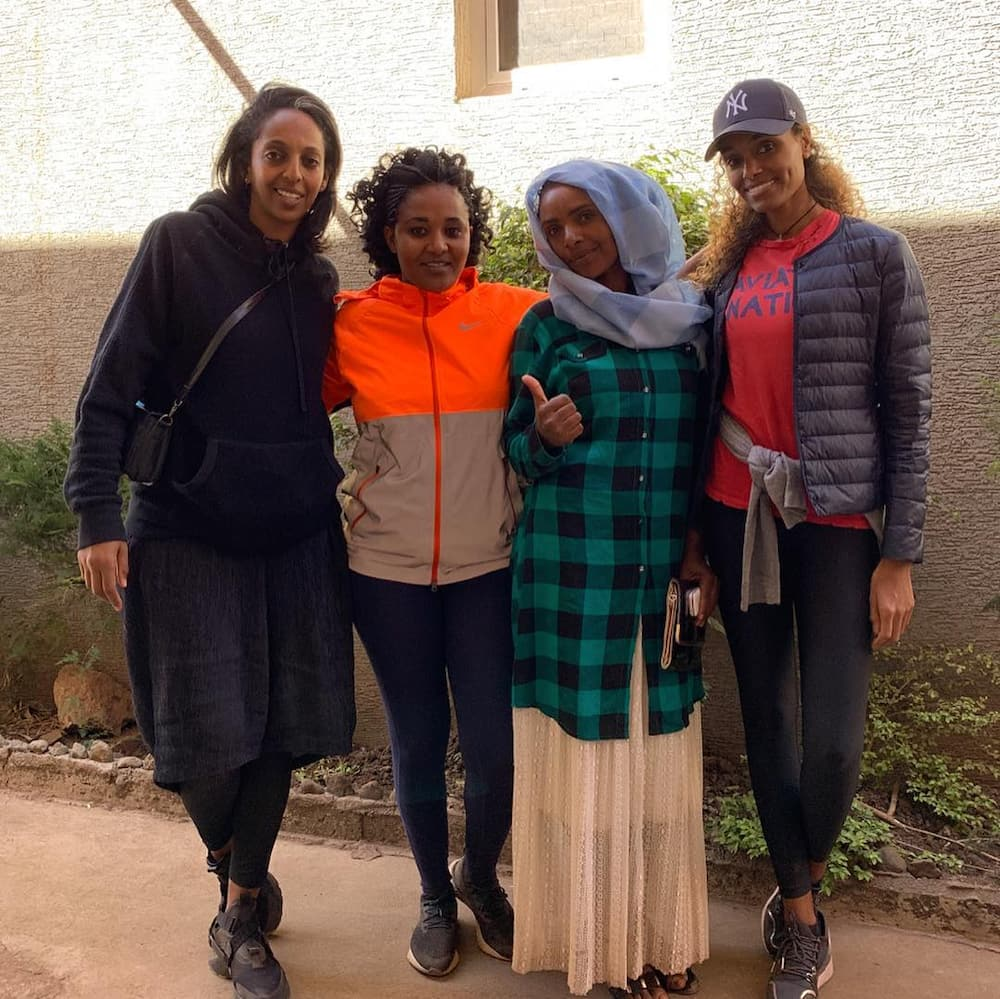 What does Gelila Bekele do?