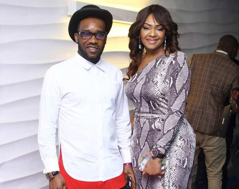 Jay Jay Okocha wife