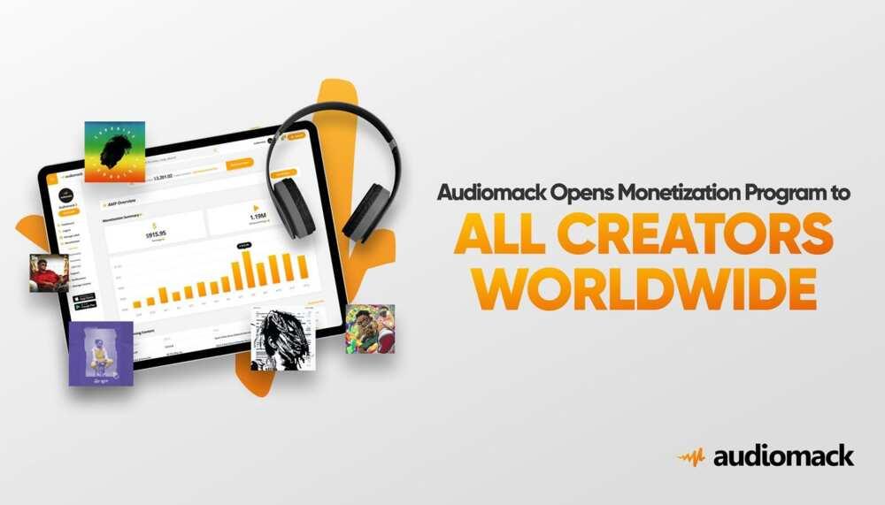 Audiomack Activates 'Audiomack Monetization Program' Across the Globe