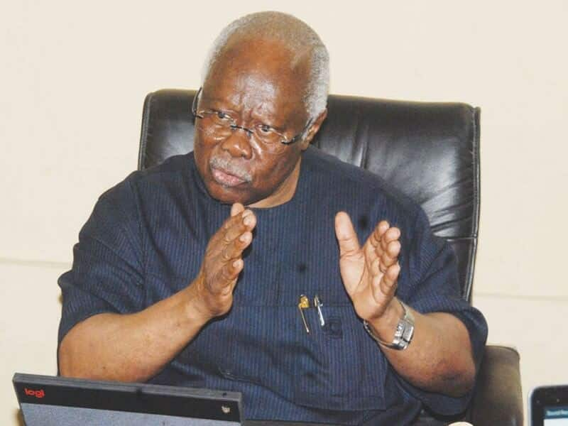 2023 presidency: Bode George says he will let his intentions known soon
