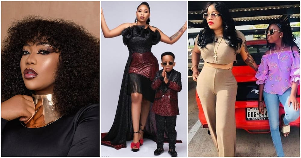 Toyin Lawani set to remove her womb after 15 years battle with fibroid, inspires women with her story