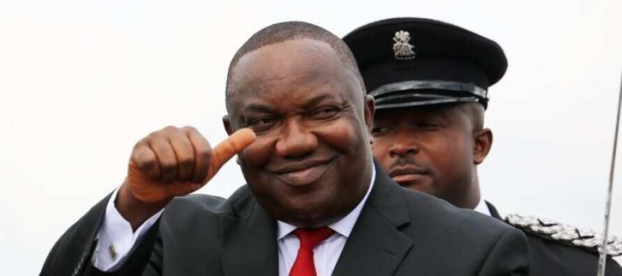 Enugu Guber: Governor Ifeanyi Ugwuanyi thanks residents