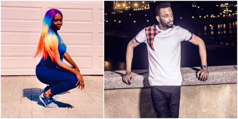 9ice's ex-wife says that she cannot marry a man who doesn't care for social justice