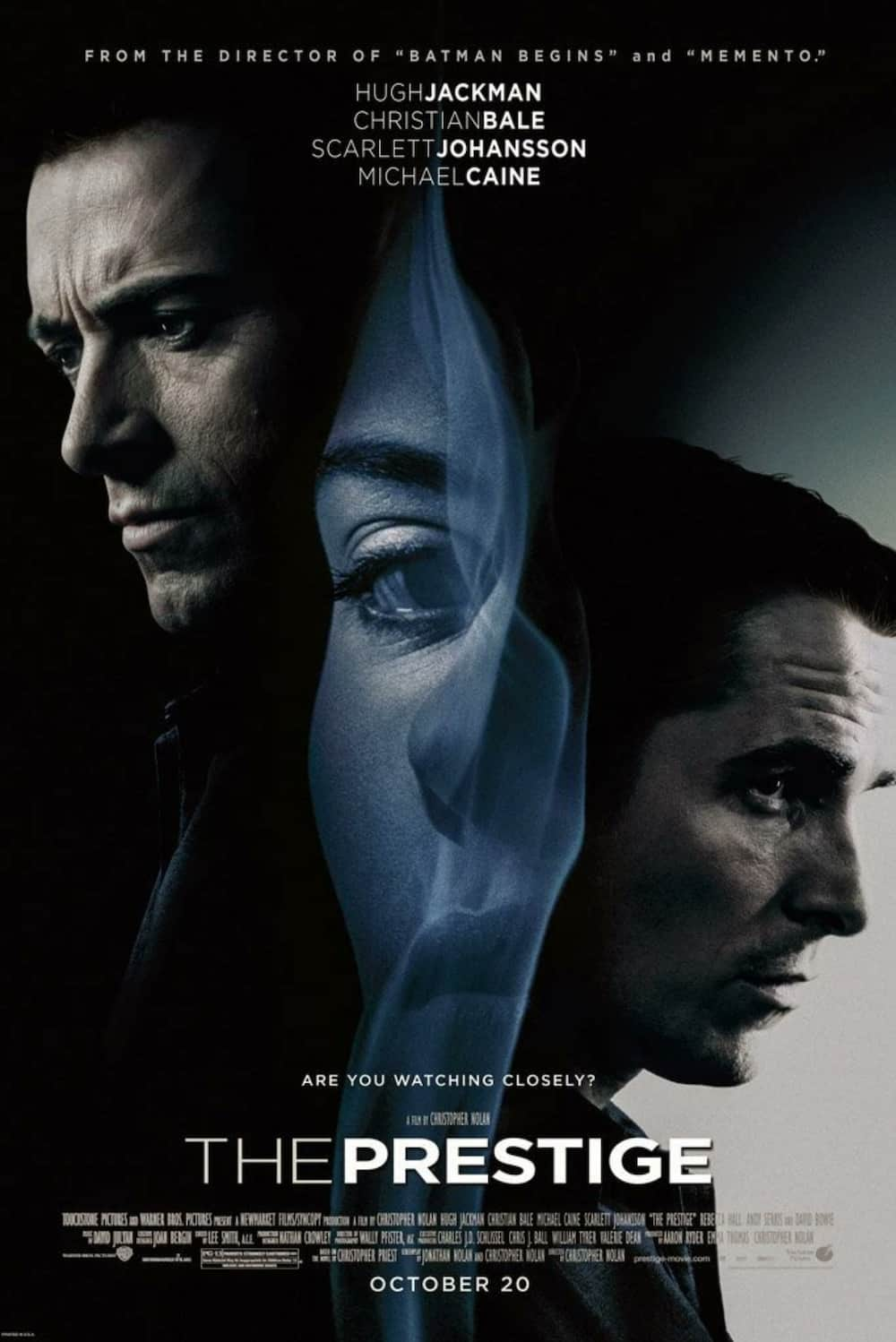 movies similar to inception