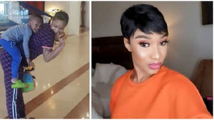 Tonto Dikeh prays for all barren women, says 'childlessness is not our portion'