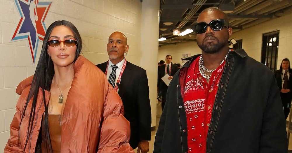 Splitsville: Kim Kardashian and Kanye West are no longer talking
