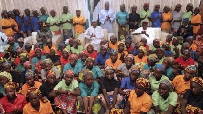 Great news as more Chibok girls reportedly escape from Boko Haram captivity