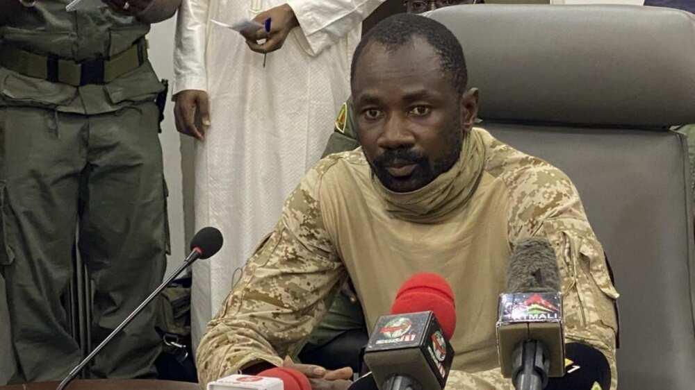 Mali: Kwanel Assimi Goita ya naɗa kansa shugaban mulkin soja