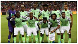Breaking: Super Eagles stars get their coronavirus test results ahead of Algeria game (see the outcome)