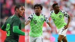 Musa, Iwobi and Ighalo make 34-man shortlist for African footballer of the year