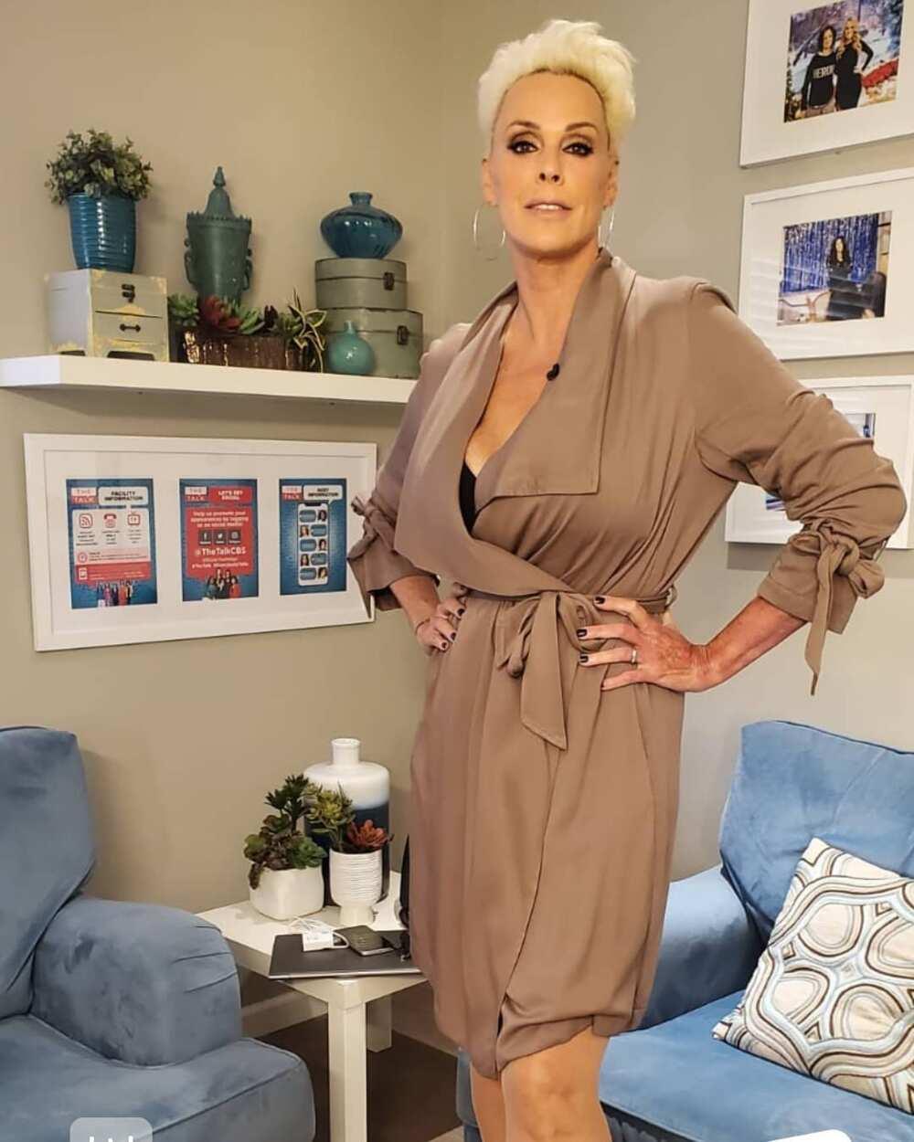 how tall is Brigitte Nielsen