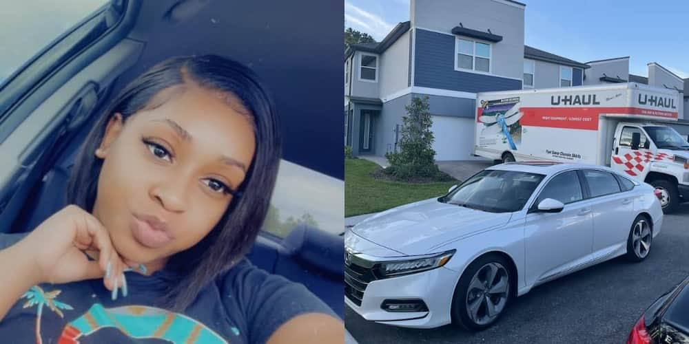 The Things Dreams Are Made Of: Pretty Lady Celebrates New House & Car