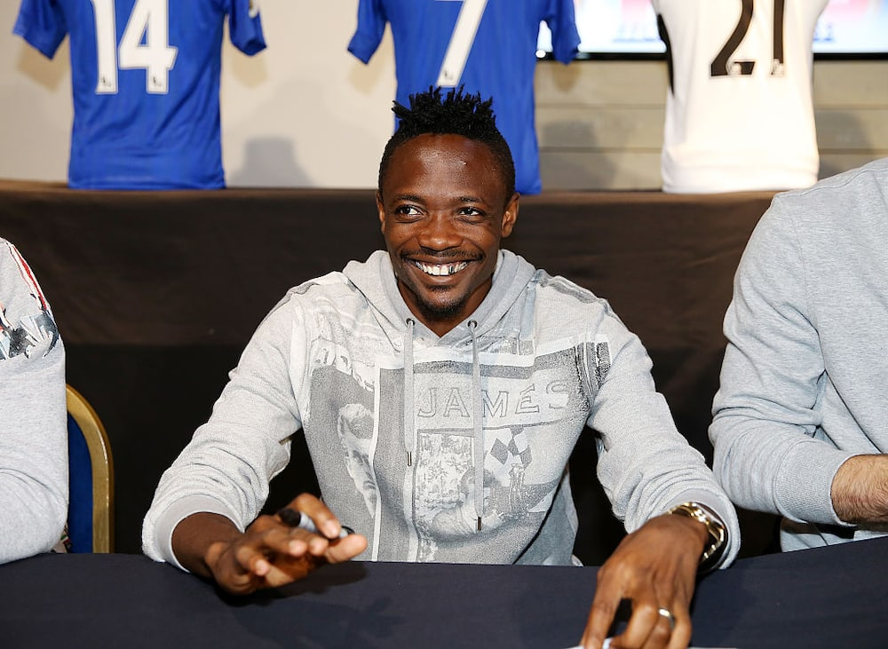 Ahmed Musa age