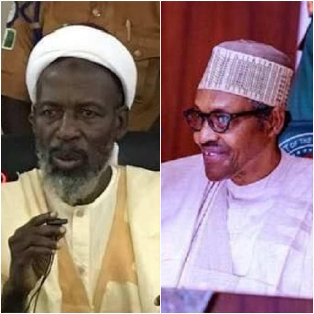Buhari ya yi alhinin rasuwar babban malami Imam Abduljalil Dabo