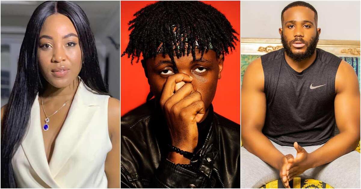 BBNaija 2020: Neo – Erica likes Laycon more than Kiddwaya | Peakvibez