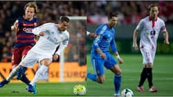 Ronaldo persuaded Barcelona star to join him at Juventus when he left Real Madrid, but move failed